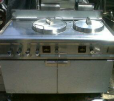 Gas Noodle Boiler With Soup 1