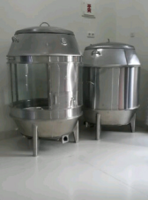Gas Duck Roaster - Pemanggang Bebek  1