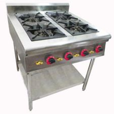 Gas Clay Pot Range 1